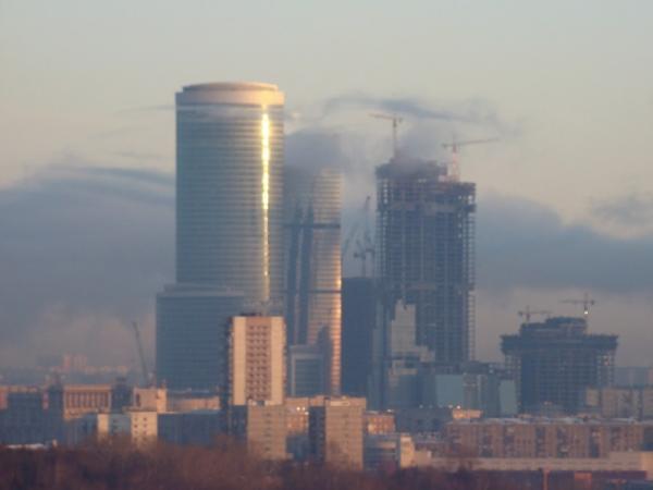 Los países que más contaminan - 4. Rusia