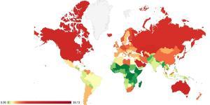 Los países que más contaminan