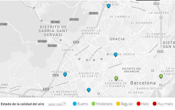 Qué es y cómo se mide la calidad del aire - Cómo puedo conocer la calidad del aire de mi ciudad