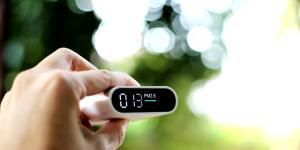 Qué es y cómo se mide la calidad del aire