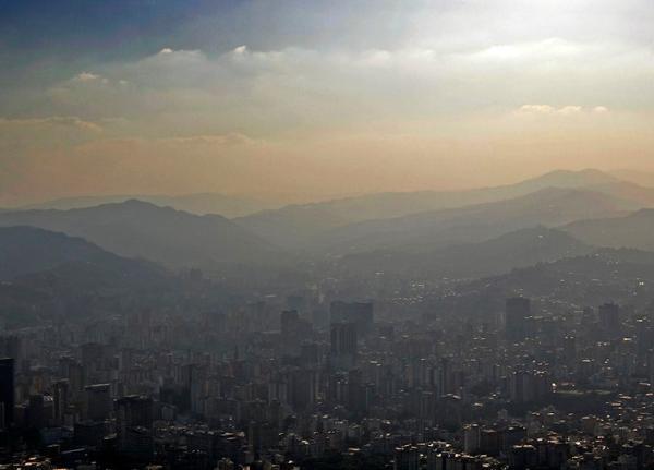 Principales problemas ambientales en Venezuela - Contaminación del aire en Venezuela