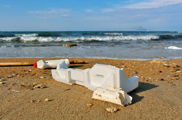 Cuánto tarda en degradarse el unicel - Contaminación ambiental por unicel