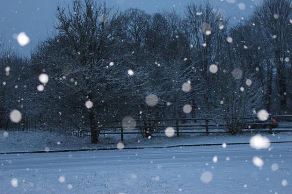 Qué es una tormenta de nieve y cómo se forma - Qué son las tormentas de nieve y cómo se producen