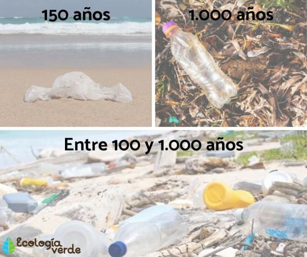 Cuánto tarda en degradarse el plástico - Cuánto tiempo tarda en degradarse el plástico