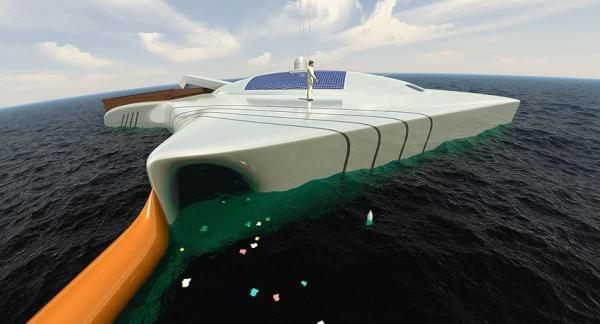 5 inventos para limpiar los océanos de plástico - Intentos por solucionar el problema