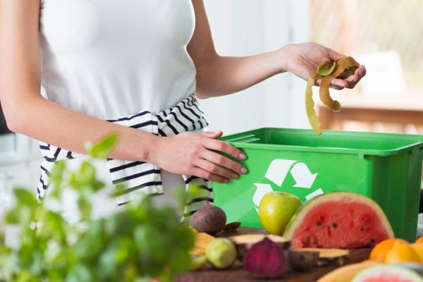 Cómo separar la basura - Residuos orgánicos