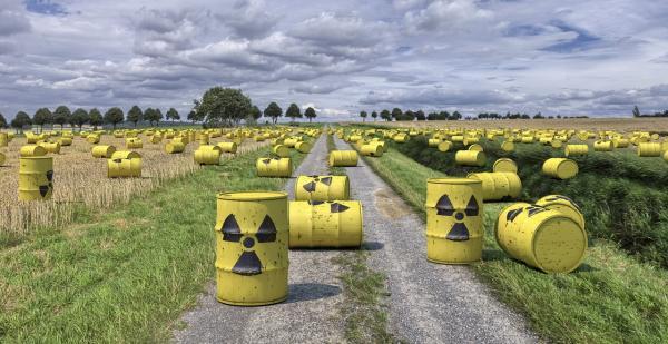 Qué es un cementerio nuclear