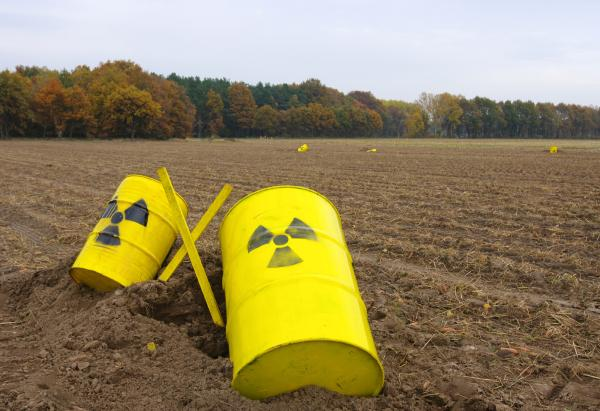 Qué es un cementerio nuclear - Qué son los cementerios nucleares