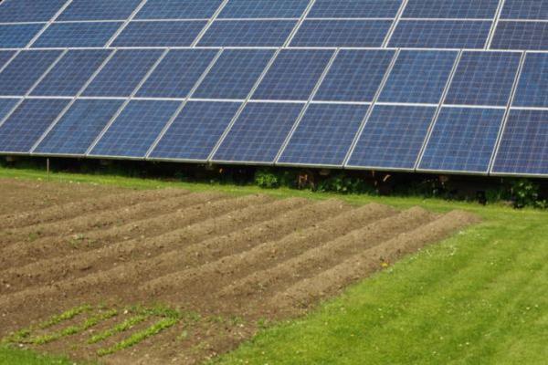 Usos de la energía solar - Riego