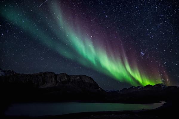Cómo se forma la aurora boreal para niños - Qué es la aurora boreal