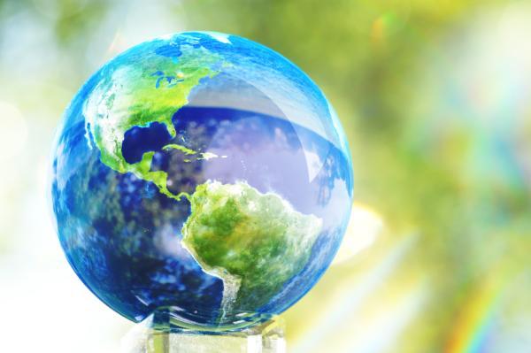 Curiosidades de la Tierra para niños - La Tierra es el planeta azul