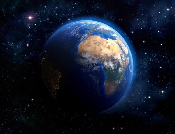 Curiosidades de la Tierra para niños - La Tierra no es redonda