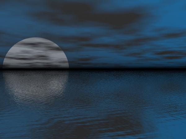 Curiosidades de la Tierra para niños - Si no hubiera Luna los días en la Tierra durarían 6 horas