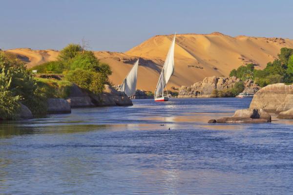 Qué es un afluente - Nombres de afluentes del río Nilo
