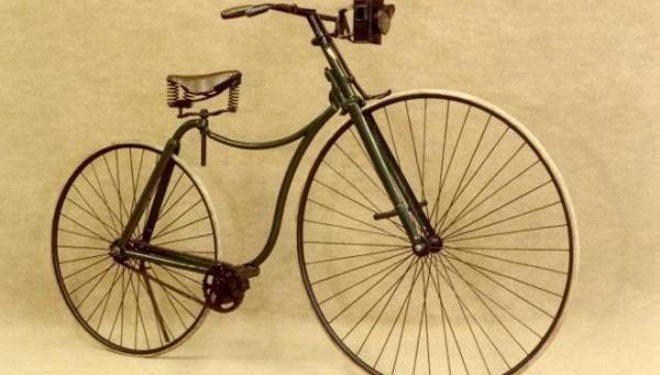 ¿Cuándo se inventó la bicicleta? - El nacimiento de la bicicleta moderna