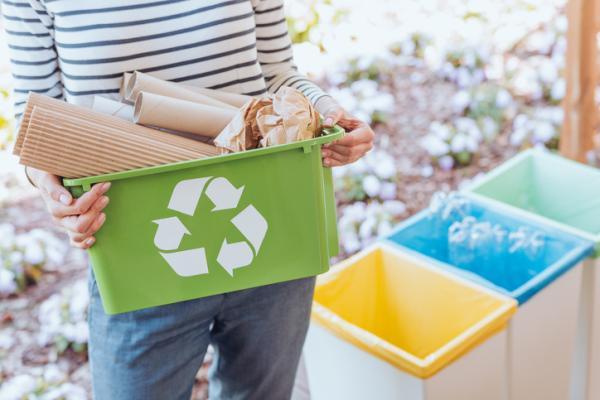 Tipos de basura - Tipos de basura según si se puede reciclar