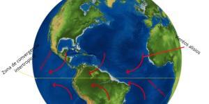 Vientos alisios: qué son y cómo se forman