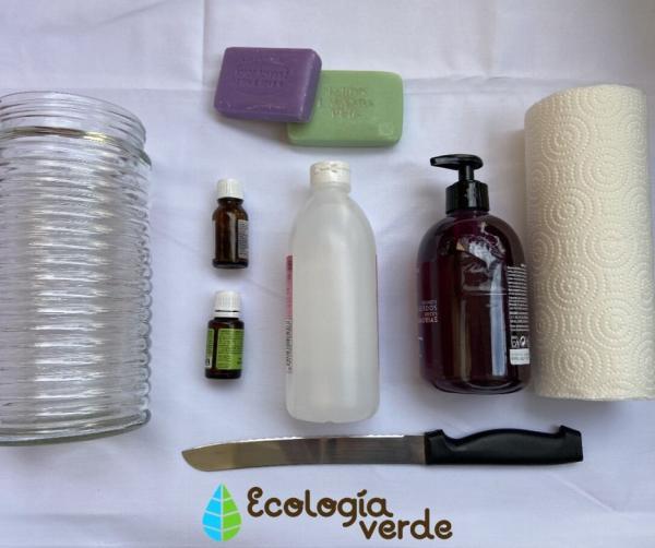 Cómo hacer toallitas desinfectantes caseras - Cómo hacer toallitas desinfectantes para manos con alcohol - paso a paso