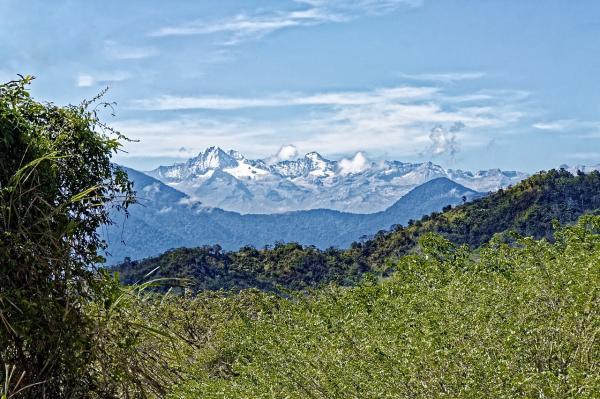 Regiones naturales de Colombia - Región Andina o de los Andes colombianos