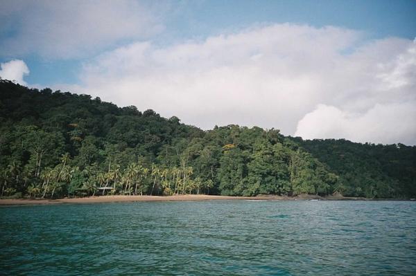 Regiones naturales de Colombia - Región natural del Pacífico colombiano