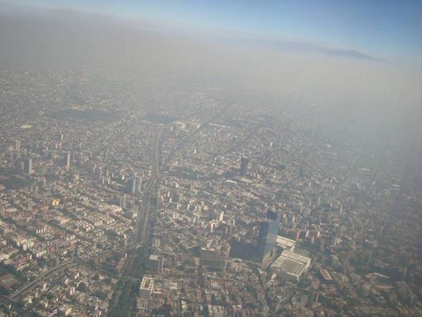 Principales causas de la contaminación ambiental en México - Un problema general de las grandes ciudades mexicanas