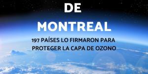 Protocolo de Montreal: qué es, países participantes y objetivos