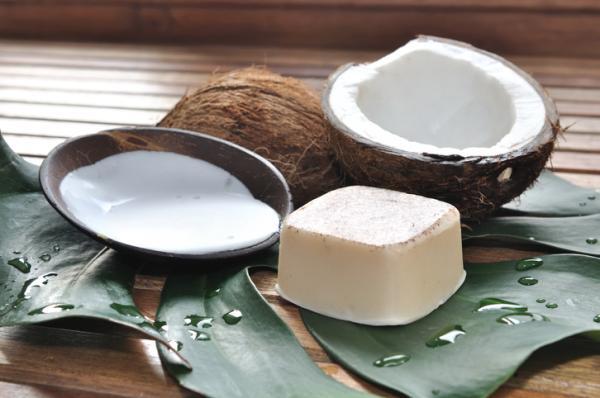 Jabón de coco: para qué sirve y cómo hacerlo - Cómo hacer jabón de aceite de oliva y coco