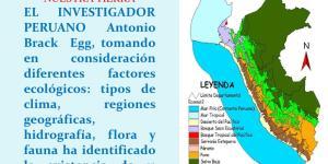 Las ecorregiones del Perú y sus características