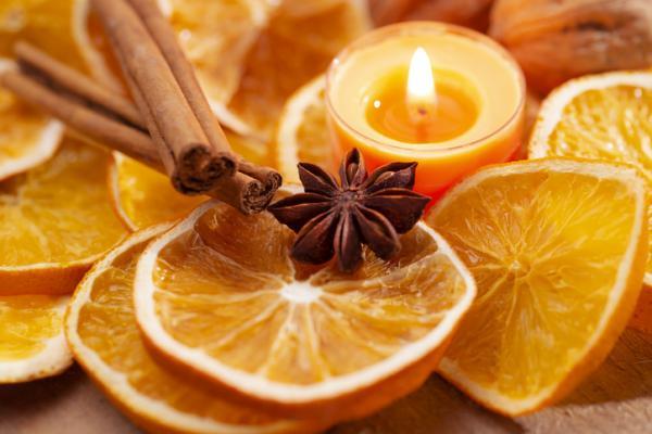 Cómo hacer ambientadores caseros - Cómo hacer ambientadores caseros de canela y naranja