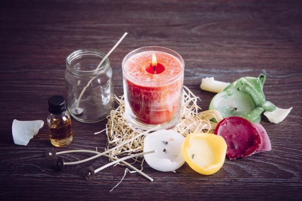 Cómo hacer velas con aceite usado - Ingredientes para hacer velas con aceite usado
