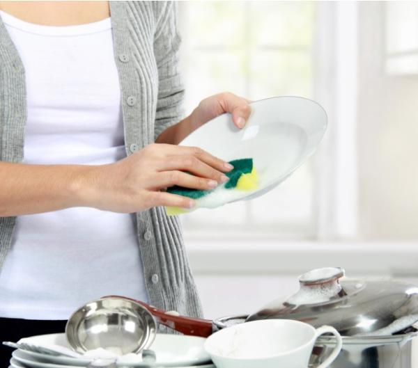 Cómo hacer jabón para lavavajillas ecológico