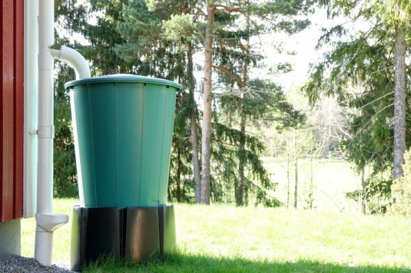 Cómo reutilizar el agua - Cómo reutilizar el agua de lluvia