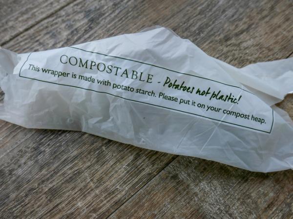 Alternativas para sustituir las bolsas de plástico - Bolsas biodegradables