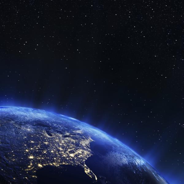 Por qué se llama planeta azul a la Tierra - Por qué la Tierra es azul desde el espacio