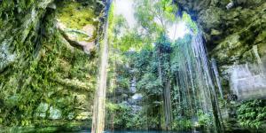 Qué es un cenote y cómo se forma