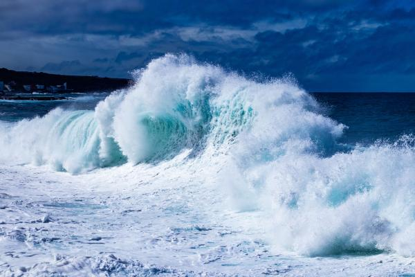 Distribución y dinámica de las aguas oceánicas - Dinámica de las aguas oceánicas