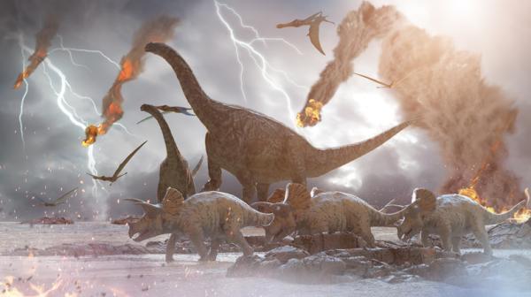Extinciones masivas: qué son, causas y cuáles son