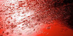 Lluvia roja y lluvia de sangre: qué son y por qué suceden