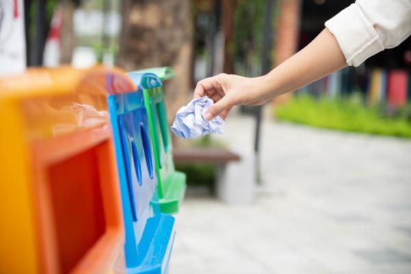 Cuánto tarda en degradarse el papel - Cómo reciclar el papel - ¿en qué contenedor va?