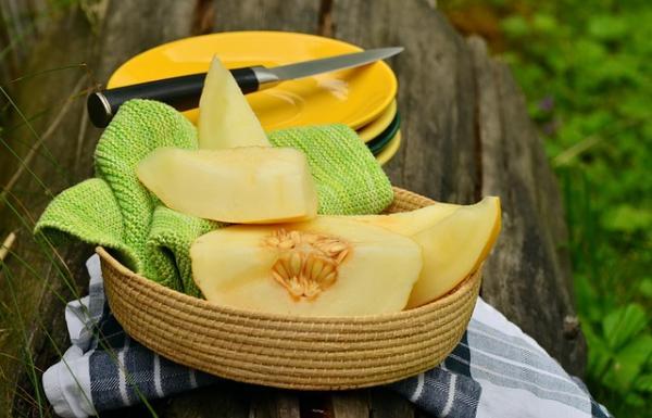 8 tipos de melones - Melón amarillo
