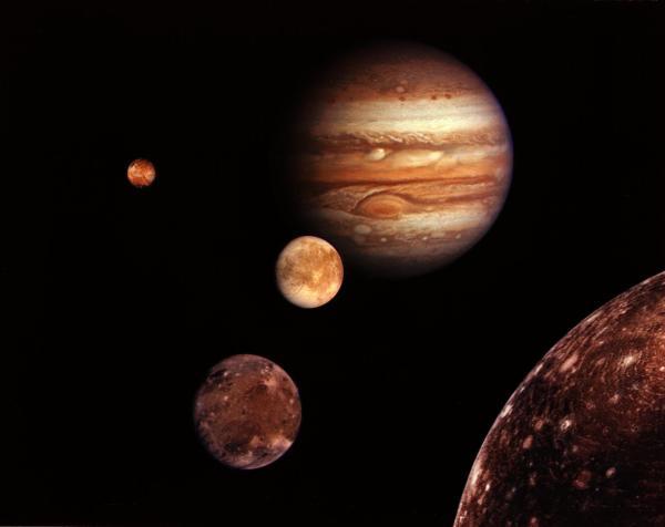 Cuántas lunas tiene Júpiter - Cuántas lunas tiene Júpiter y cómo se llaman