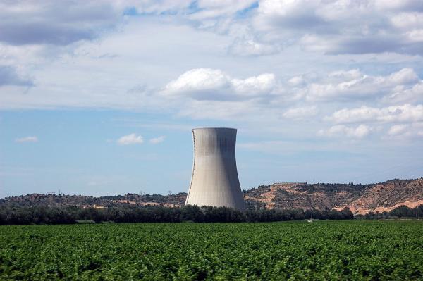 Centrales nucleares en España: número y dónde están - Central nuclear de Ascó