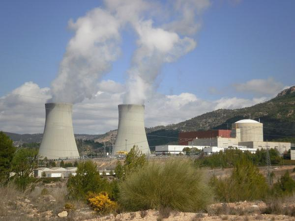 Centrales nucleares en España: número y dónde están - Central nuclear de Cofrentes