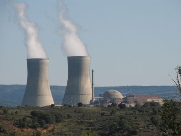 Centrales nucleares en España: número y dónde están - Central nuclear de Trillo