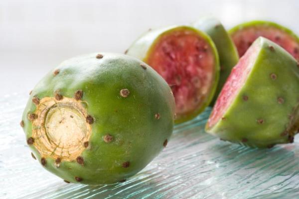 30 nombres de frutas tropicales raras - Tuna