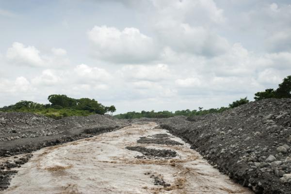 Problemas ambientales en Guatemala - Erosión hídrica