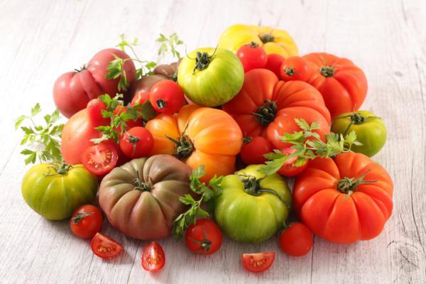 +30 tipos de tomates