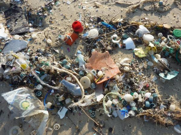 Qué son las islas de plástico y cómo se forman - Cómo se forman las islas de plástico