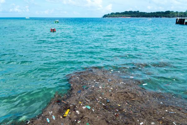 Qué son las islas de plástico y cómo se forman - Cuántas islas de plástico hay