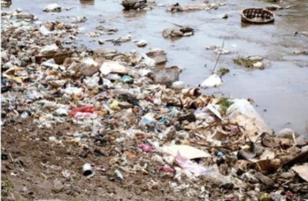 Principales problemas ambientales en México - Contaminación del agua